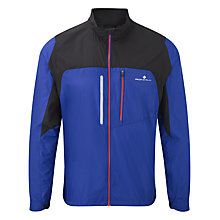 Buy Ronhill Advance Windlite Jacket, Blue/Black Online at johnlewis.com
