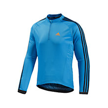Buy Adidas Response Long Sleeve Cycling Top Online at johnlewis.com