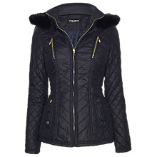 Buy James Lakeland Hooded Quilted Jacket Online at johnlewis.com
