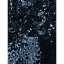 Buy Ariella Leah Strapless Sequin Long Dress, Navy Online at johnlewis.com
