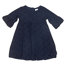 Buy Polarn O. Pyret Winterton Dress, Indigo Online at johnlewis.com
