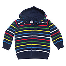 Buy Polarn O.Pyret Uppingham Hoodie, Blue Online at johnlewis.com