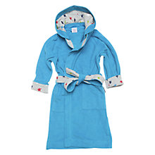 Buy Polarn O. Pyret Anchorage Robe, Topaz Online at johnlewis.com