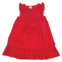 Buy Polarn O. Pyret Winslow Dress, Poppy Online at johnlewis.com
