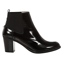 Buy NW3 by Hobbs Dylan Ankle Boots, Black Online at johnlewis.com