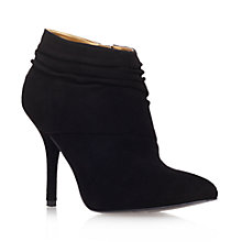 Buy Nine West Junette Shoe Boots, Black Online at johnlewis.com