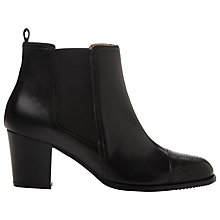 Buy Dune Black Sam Chelsea Boots Online at johnlewis.com