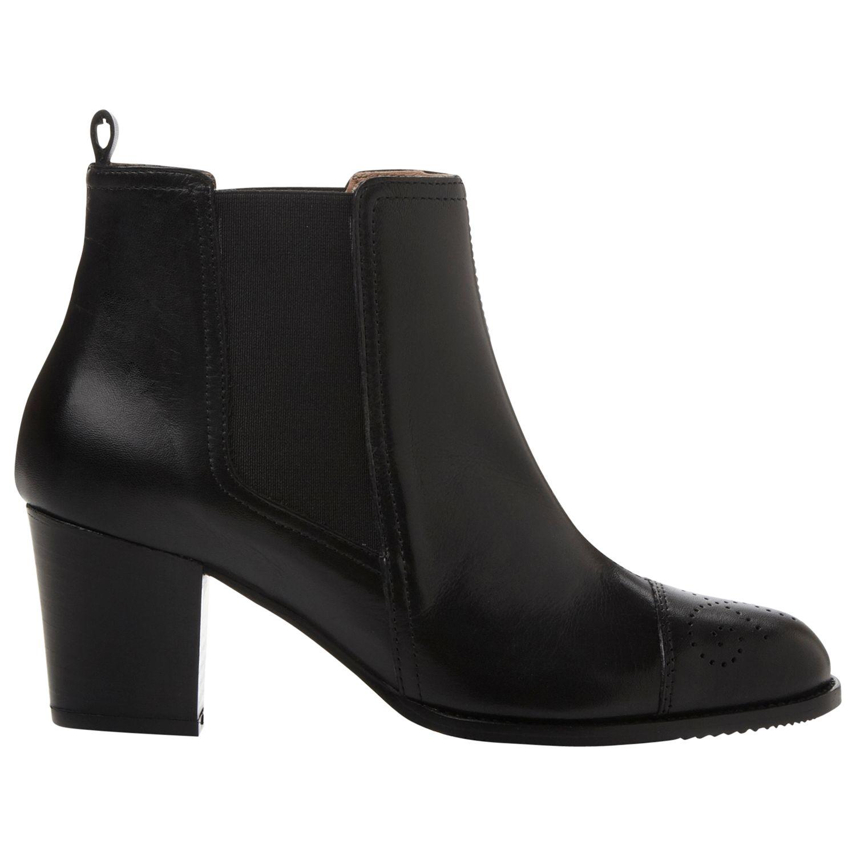Dune Black Sam Chelsea Boots