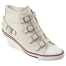 Buy Ash Genial Mini Wedge Trainers Online at johnlewis.com