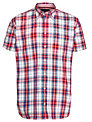Tommy Hilfiger Linen Check Short Sleeve Shirt