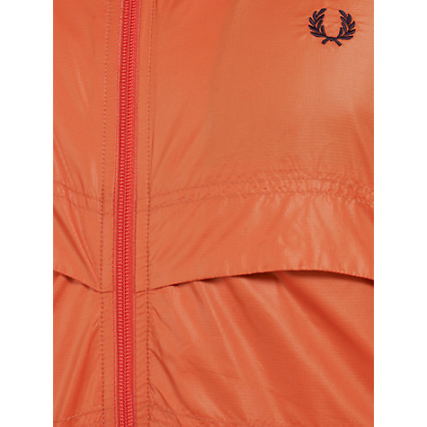 Buy Fred Perry Ripstop Cagoule Online at johnlewis.com