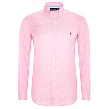 Buy Polo Golf by Ralph Lauren Oxford Shirt Online at johnlewis.com
