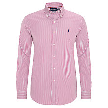 Buy Polo Golf by Ralph Lauren Custom Fit Shirt Online at johnlewis.com