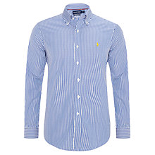 Buy Polo Golf by Polo Ralph Lauren Custom Fit Shirt Online at johnlewis.com