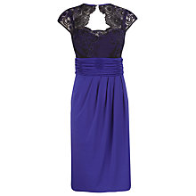 Buy Alexon Lace Insert Dress Online at johnlewis.com