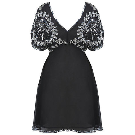 Buy Miss Selfridge Embellished Dress Online at johnlewis.com