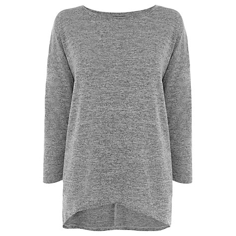 Buy Warehouse Marl Oversized Top Online at johnlewis.com