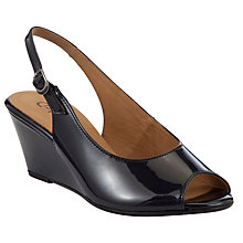 Buy Gabor Betti Peep Toe Court Shoes Online at johnlewis.com