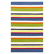 Buy little home at John Lewis Striped Rug Online at johnlewis.com