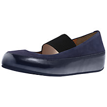 Buy FitFlop Dué Mary Jane Nubuck Shoes Online at johnlewis.com
