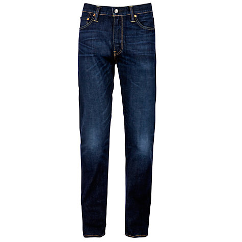Buy Levi's 513 Slim Straight Leg Jeans Online at johnlewis.com