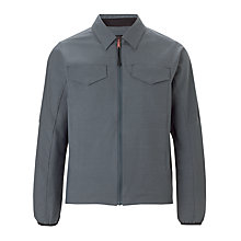 Buy Levi's Commuter City Hybrid Jacket, Grey Online at johnlewis.com