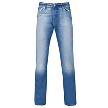 Buy Levi's 504 Regular Straight Fit Jeans, Homie Online at johnlewis.com