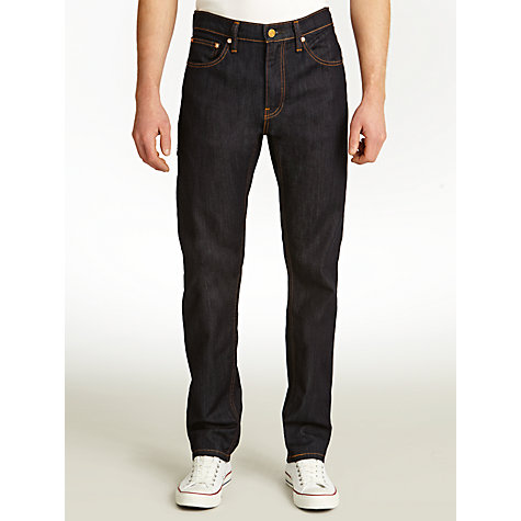 Buy Levi's 508 Commuter Regular Fit Tapered Jeans, Indigo Online at johnlewis.com