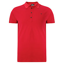 Buy Diesel Alfred Cotton Blend Polo Shirt Online at johnlewis.com