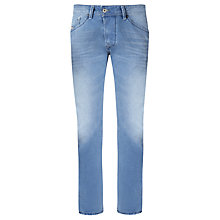 Buy Diesel Darron 0826A Jeans, Light Foam Wash Online at johnlewis.com