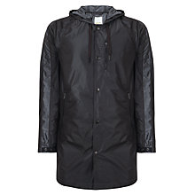 Buy Diesel Stadium Trench Coat, Charcoal Online at johnlewis.com