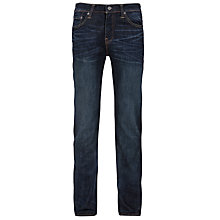 Buy Levi's 511 Slim Fit Straight Leg Jeans, Inkpool Online at johnlewis.com