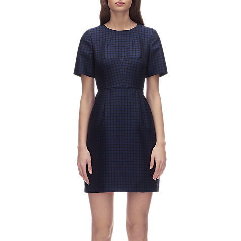 Buy Whistles Optic Spot Dress, Multi Online at johnlewis.com