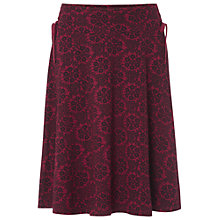 Buy White Stuff Luka Skirt, Blackcurrant Online at johnlewis.com