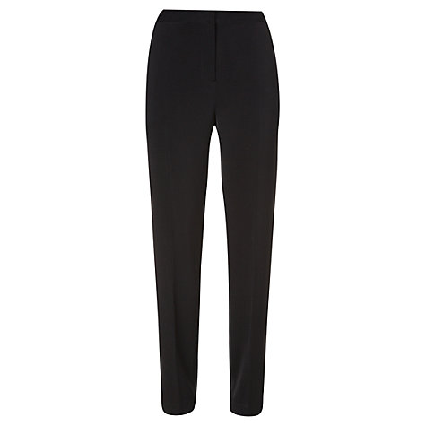 Buy Havren Tapered Trousers, Black Online at johnlewis.com