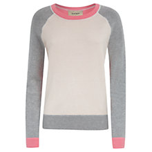 Buy Havren Power Colour Block Combo Jumper, Multi Online at johnlewis.com
