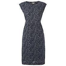 Buy White Stuff Sixth Avenue Dress, Dark Atlantic Online at johnlewis.com