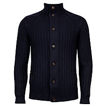 Buy Ted Baker Faraday Cardigan, Navy Online at johnlewis.com