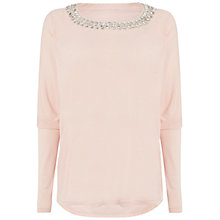 Buy Rise Wendy Top, Pink Online at johnlewis.com