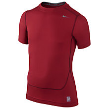 Buy Nike Boys' Pro Core Compression T-Shirt Online at johnlewis.com