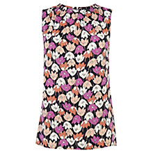 Buy Oasis Shell Top, Multi Online at johnlewis.com