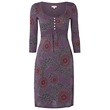 Buy White Stuff Looking Glass Dress, Blackcurrant Online at johnlewis.com