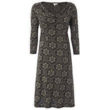 Buy White Stuff Tsar Dress, Gunmetal Online at johnlewis.com