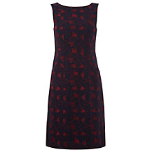 Buy White Stuff Ticking Stripe Dress, Blackcurrant Online at johnlewis.com