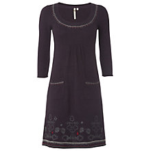 Buy White Stuff Northern Lights Dress, Blackcurrant Online at johnlewis.com