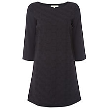 Buy White Stuff Chai Tunic Dress, Gunmetal Online at johnlewis.com