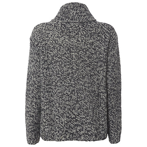 Buy White Stuff Frasier Jumper, Gunmetal Online at johnlewis.com