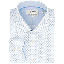 Buy Ted Baker Endurance Sterling Ditsy Mini Flower Print Shirt Online at johnlewis.com
