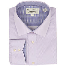 Buy Ted Baker Endurance Timeless Mini Diamond Print Shirt Online at johnlewis.com