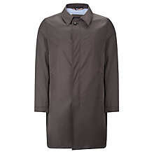 Buy Bugatti 94cm Fly Front Raincoat, Olive Online at johnlewis.com